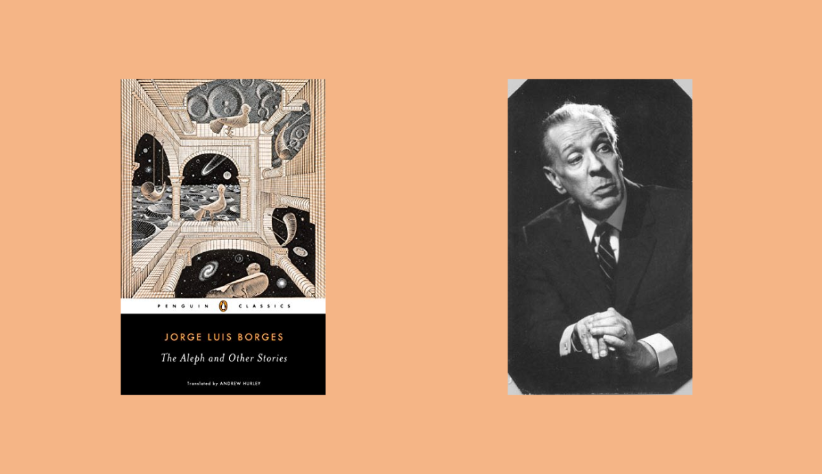 Thoughts on Reading Jorge Luis Borges